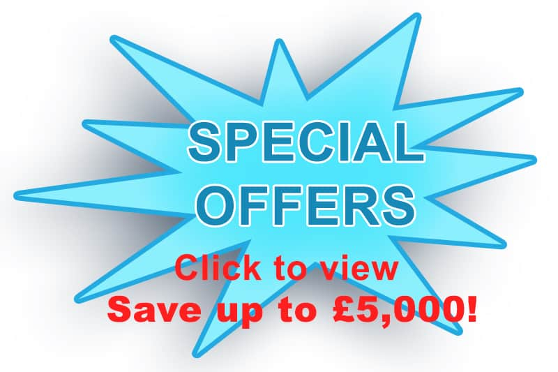 Hot Tub Special Offers